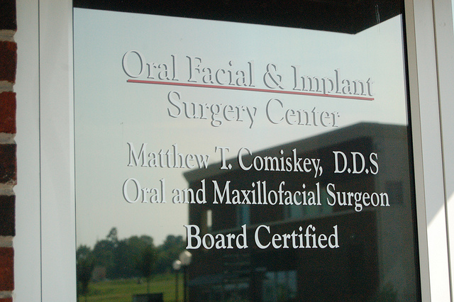 oral facial surgery center